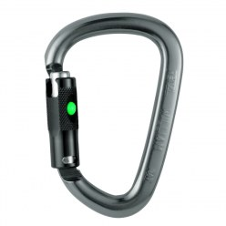 "Petzl Karabiner ""William Ball Lock"""