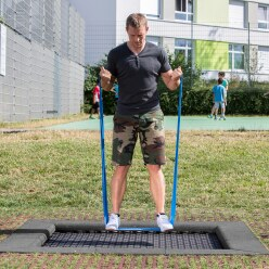"Eurotramp Bodentrampolin ""Playground Fit"""