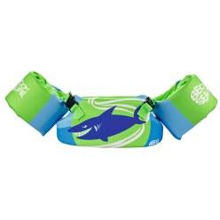 Beco-Sealife Schwimmlern-Set Grün