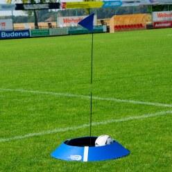 Powershot Fussballgolf Ziel