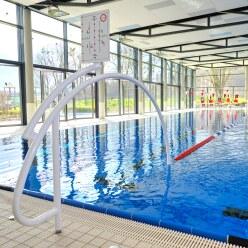 Sport-Thieme Autoroute de natation « Competition»