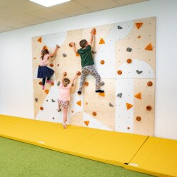 """Blockids Kletter- und Bouldermatte """"School"""""""