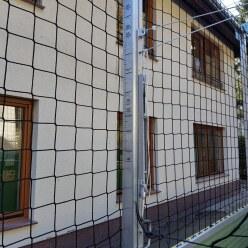 Volleyball-Anlage für Soccer-Courts