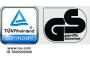 TÜV Rheinland GS Zertifiziert ID