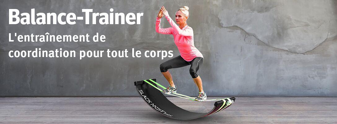 Balance-Trainer – L'entraînement de coordination pour tout le corps