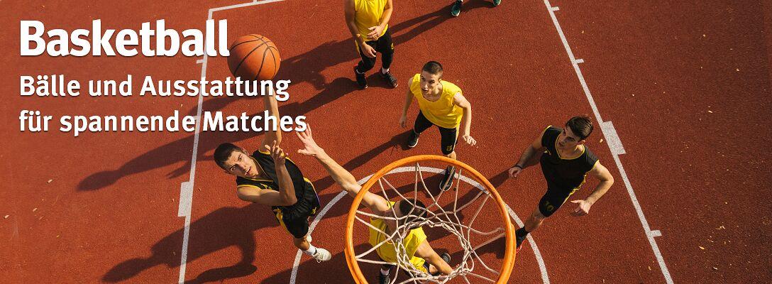 Basketball - Bälle und Ausstattung für spannende Matches