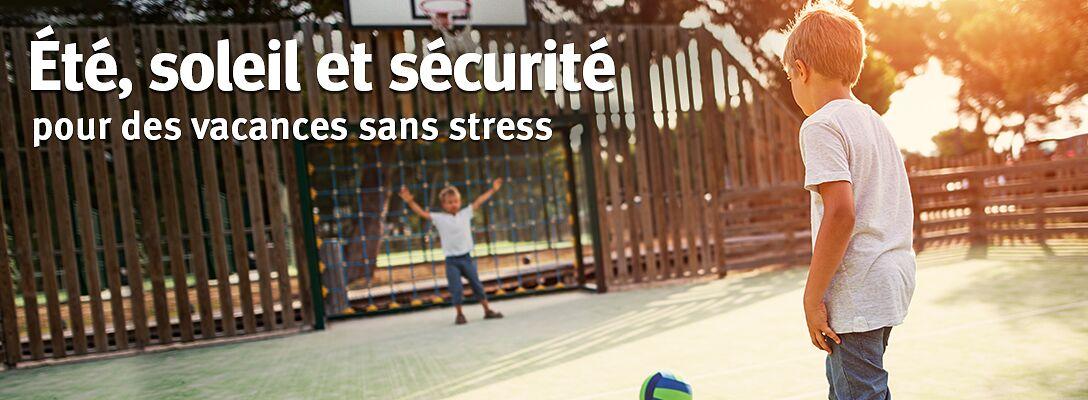 Été, soleil et sécurité : pour des vacances sans stress