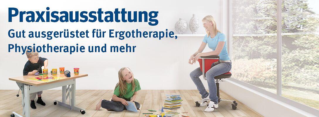 Praxisausstattung - Alles für Ergotherapie & Physiotherapie