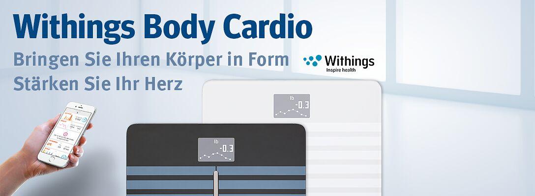 Withings Body Cardio: gut für Körper und Herz