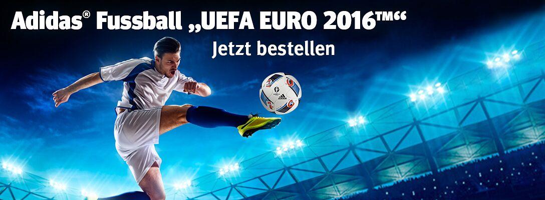 Jetzt den Adidas® Fussball UEFA EURO 2016™ bestellen