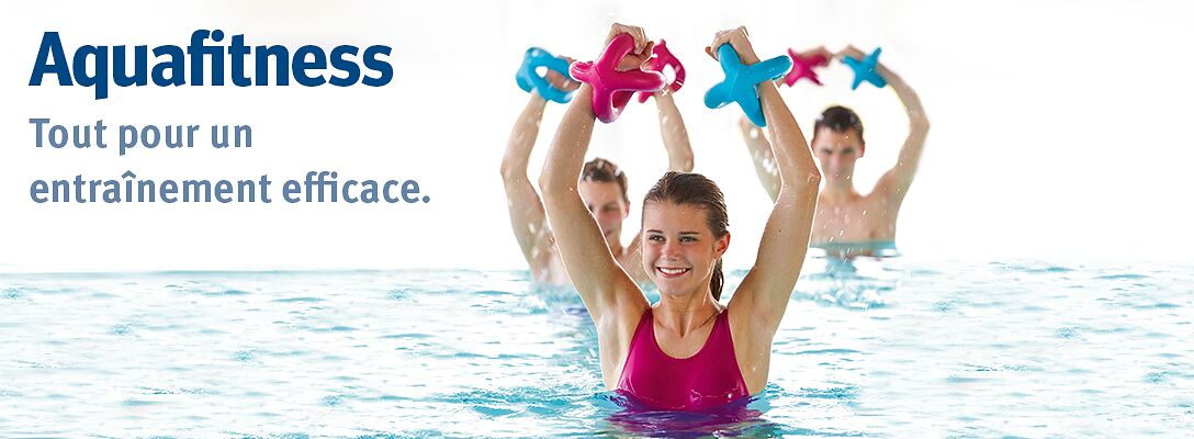Aquafitness - un entraînement efficace