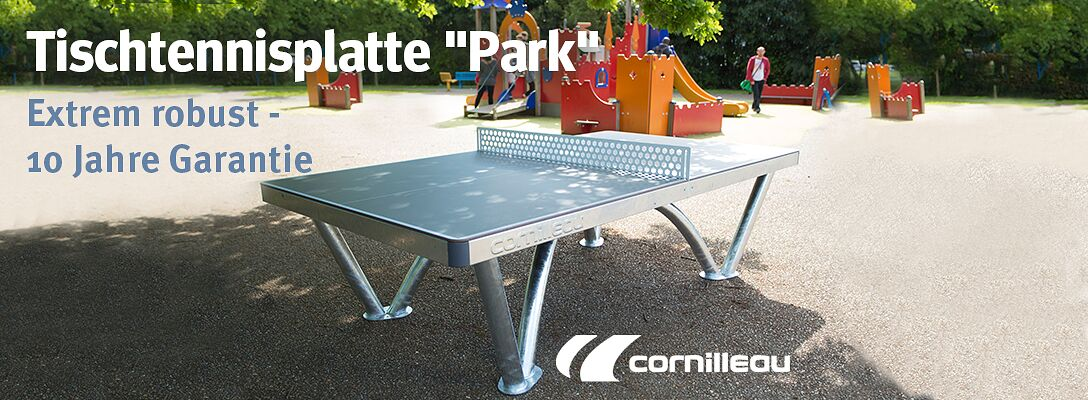 """Cornilleau® Tischtennisplatte """"Park"""""""