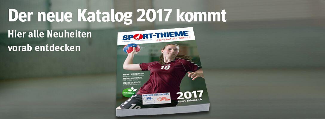 Der neue Katalog 2017 kommt