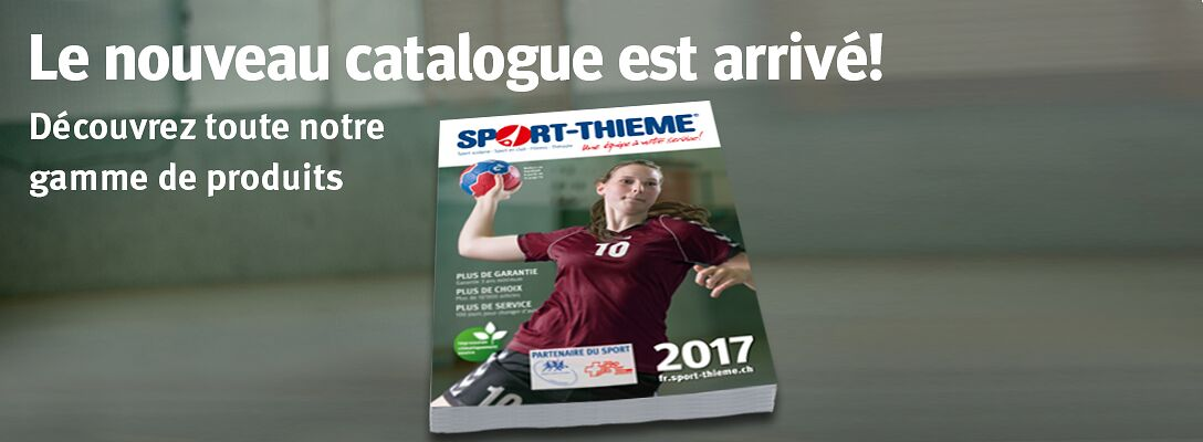 Le nouveau catalogue est arrivé!