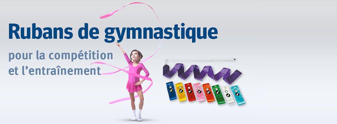 Rubans de gymnastique