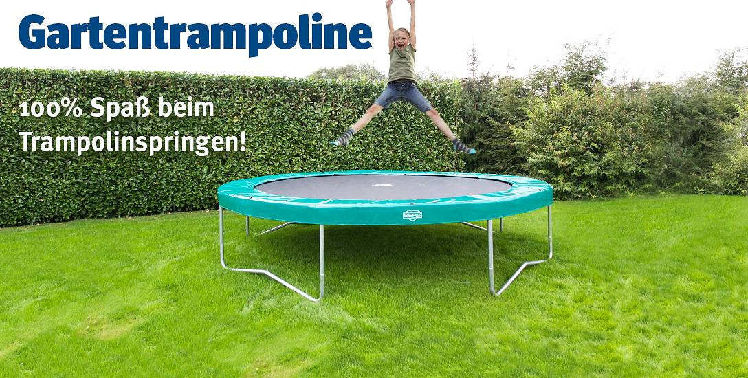 bodentrampoline f r garten spielplatz oder kita bei sport. Black Bedroom Furniture Sets. Home Design Ideas