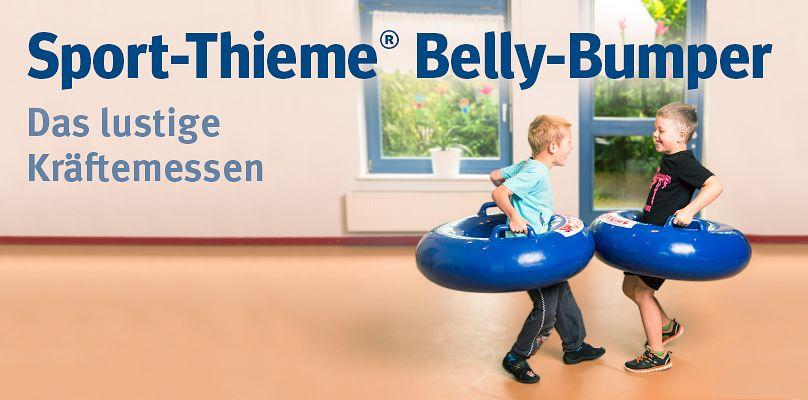 Sport-Thieme® Belly-Bumper - Das lustige Kräftemessen
