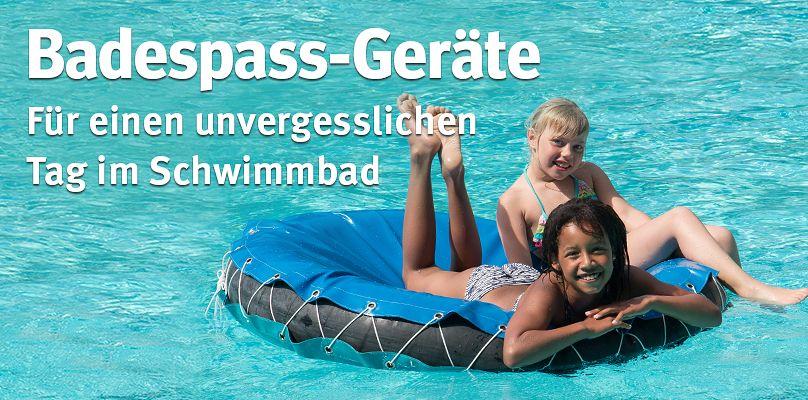 Badespass-Geräte: Für einen unvergesslichen Tag im Schwimmbad