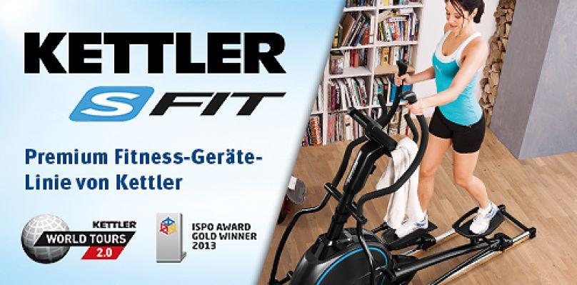 Kettler® S Fit Fitnessgeräte bei Sport-Thieme®