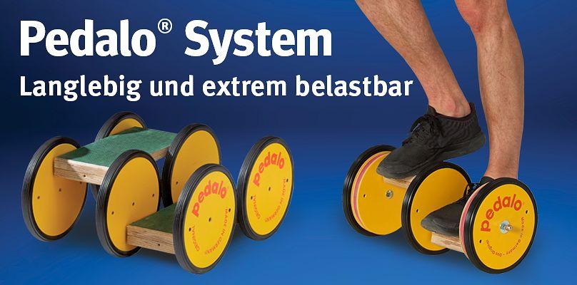 Pedalo® System: Die hochwertigen Original-Pedalos!
