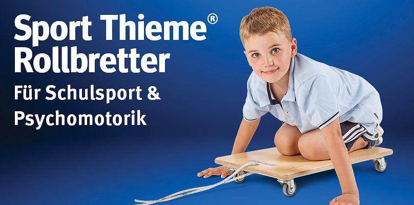 Sport-Thieme® Rollbretter der Spass für Gross und Klein