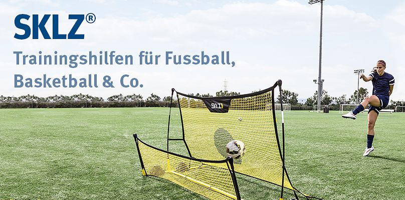 SKLZ Trainingshilfen für Fussball & Co.