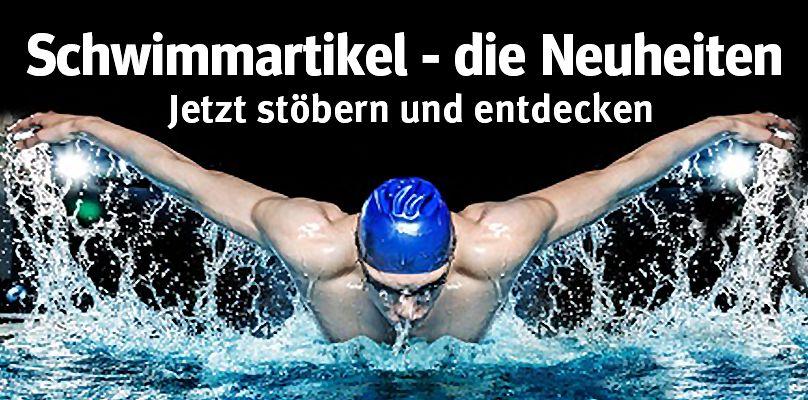Schwimmartikel - die Neuheiten