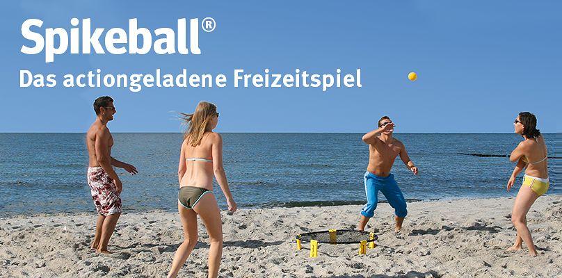 Spikeball® - das actiongeladene Freizeitspiel