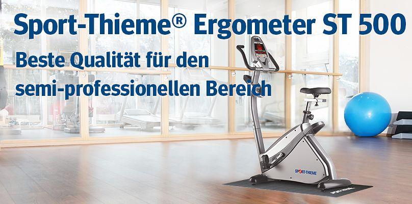 """Sport-Thieme Ergometer """"ST500"""": Beste Qualität für den semi-professionellen Bereich"""