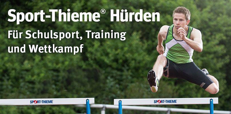 Sport-Thieme Hürden - Für Schulsport, Training und Wettkampf