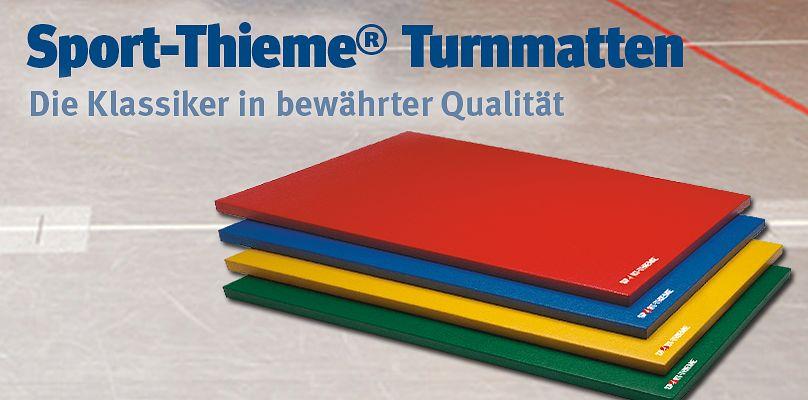 Sport-Thieme® Turnmatten - Der Klassiker