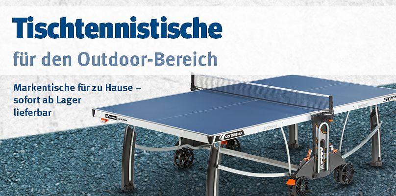 Wetterfeste Tischtennisplatten bei Sport-Thieme® günstig kaufen