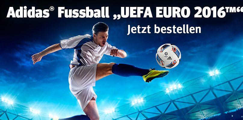 Der adidas® Fussball UEFA EURO 2016™ Ball