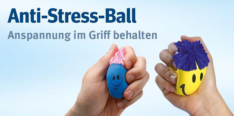 Anti-Stress-Ball - Anspannung im Griff behalten