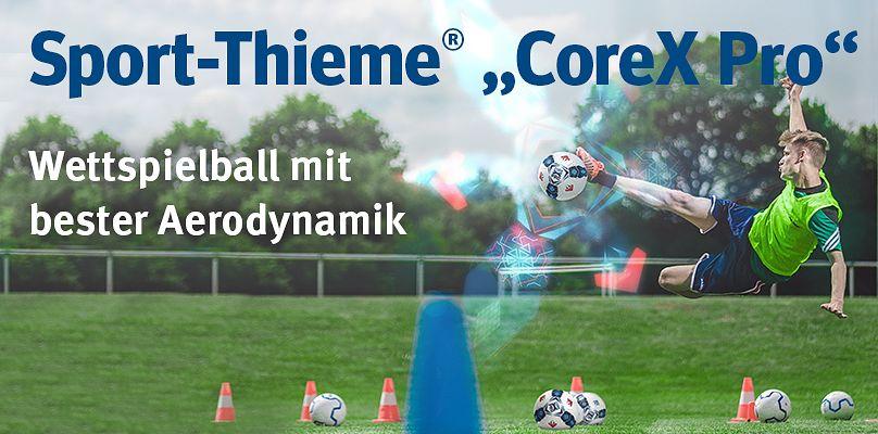 """""""CoreX Pro"""" - perfekte Aerodynamik"""