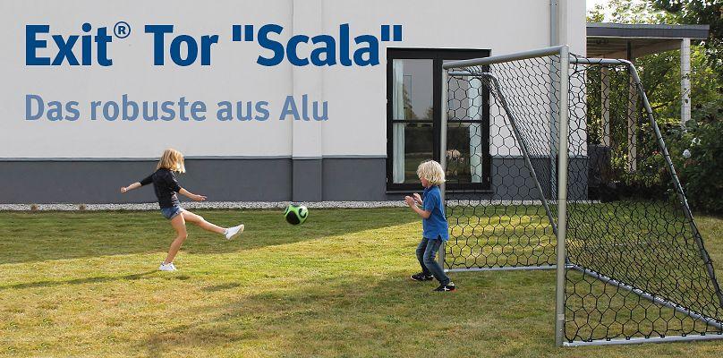 "Exit® Tor ""Scala"" - Das robuste aus Alu"