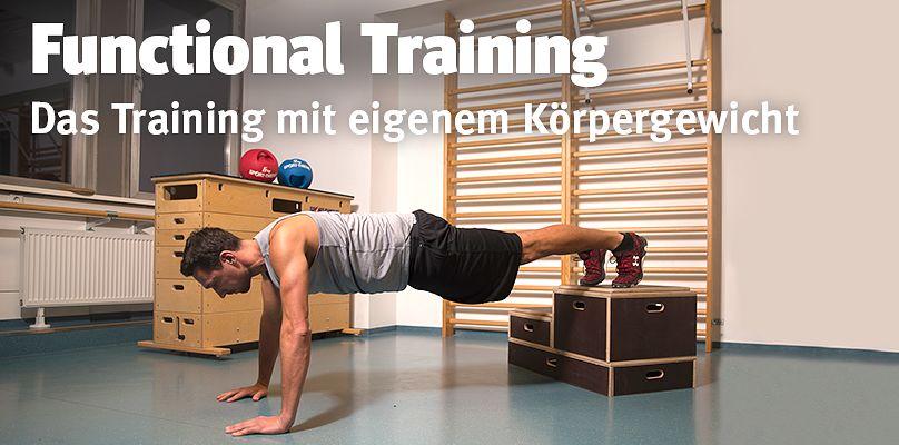 Functional Training mit dem eigenen Körpergewicht