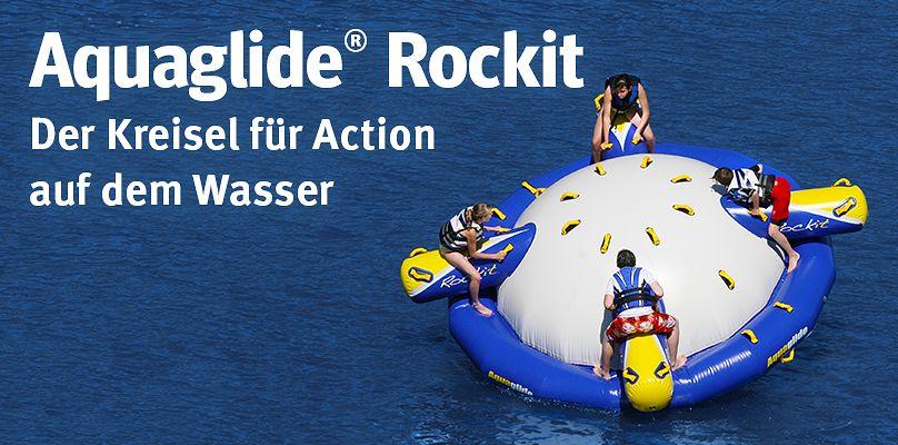 Für Action auf dem Wasser!