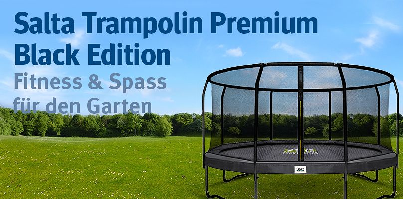 trampoline im sport thieme online shop finden und kaufen. Black Bedroom Furniture Sets. Home Design Ideas