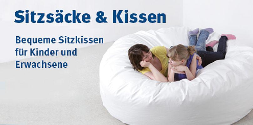 Sitzsäcke & Kissen bei Sport-Thieme