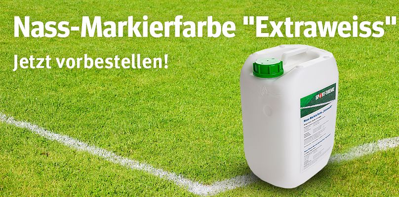 Sport-Thieme Nass-Markierfarbe Extraweiss vorbestellen!