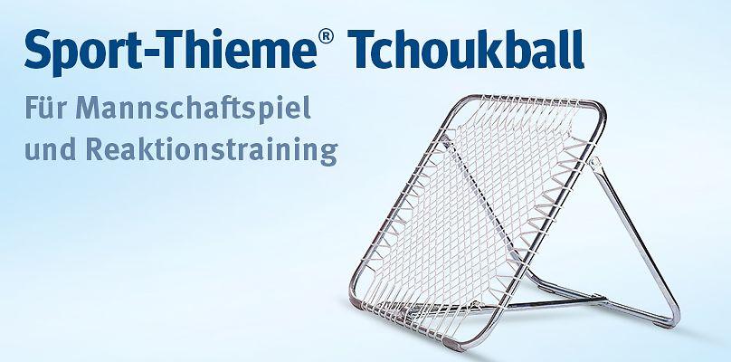 Sport-Thieme® Tchoukball - Für Mannschaftsspiel und Reaktionstraining