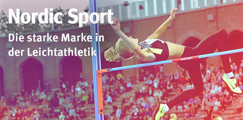 Nordic Sport - Die starke Marke in der Leichtathletik