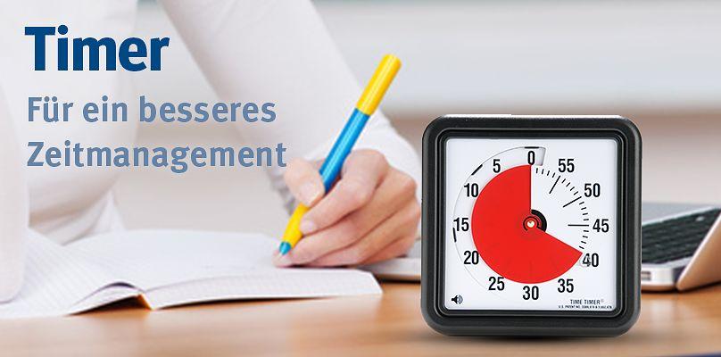 Timer - für ein besseres Zeitmanagement
