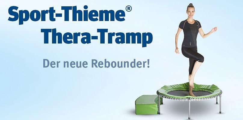 Sport-Thieme Thera-Tramp - Der neue Rebounder