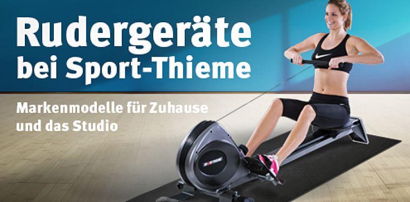 Rudergeräte von Sport-Thieme®